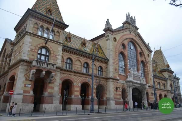 Mercado central Budapest en 3 días