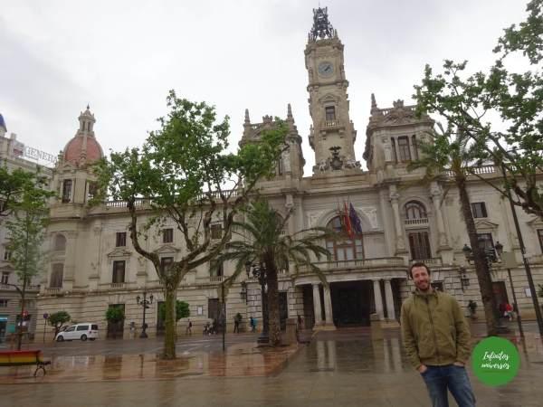 ayuntamiento (que ver en Valencia en 2 días)
