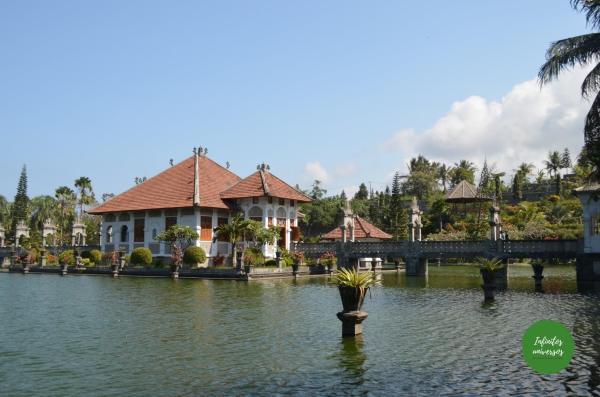 Palacio de agua de Ujung    - Viaje a Indonesia en 2 semanas