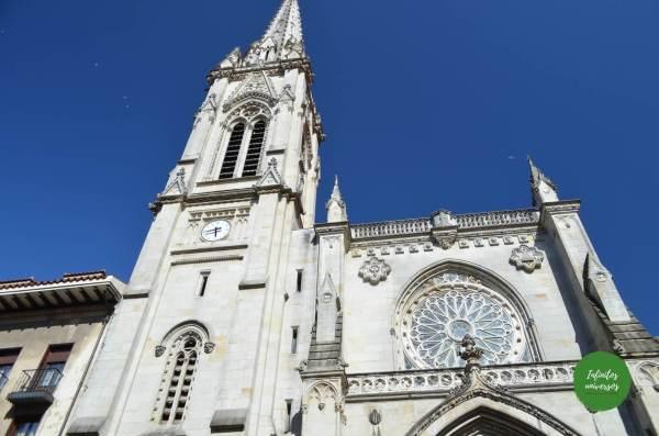 Catedral Basílica de Santiago - Que ver en Bilbao en 2 días