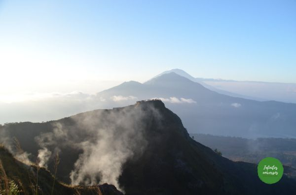 Monte Batur - Qué ver en Bali en una semana