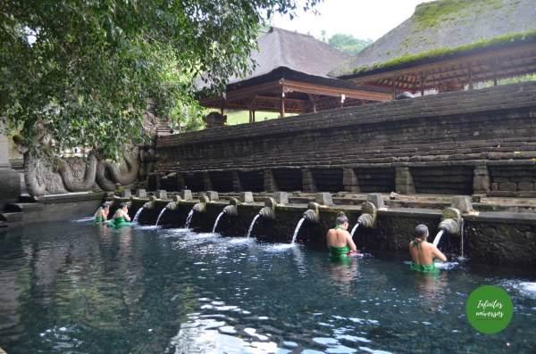 este de bali tirta empul Pura Gunung Kawi Tirta Empul el templo madre de Besakih, la cascada Tukad Cepung el templo Pura Kehen Penglipuran y su bosque de bambú bali indonesia