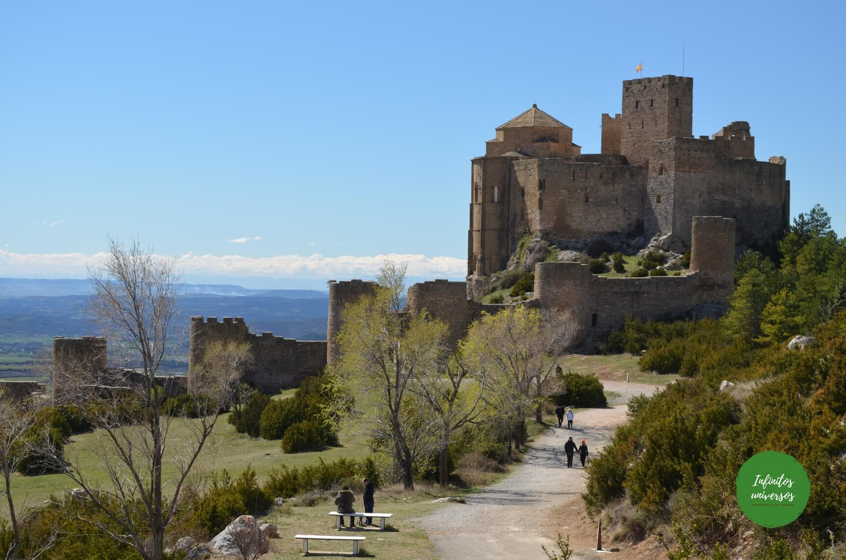 Castillo de Loarre huesca horarios y visita