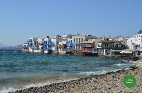 que ver en Mykonos  - Grecia en 10 días