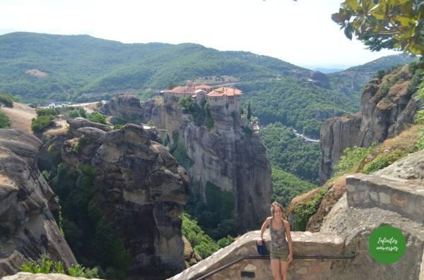 Monasterios de Meteora - Grecia  - Grecia en 10 días  que ver en grecia