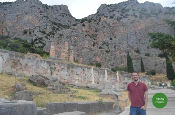 santuario de delfos grecia que ver en delfos
