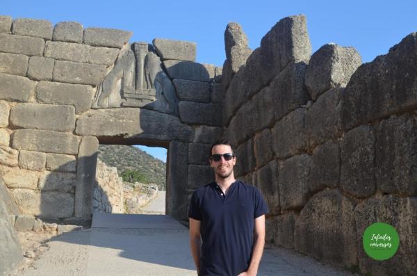 Micenas - Qué ver en el Peloponeso - Europa en verano