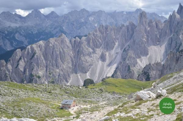 Tres Cimas de Lavaredo WIKILOC  Dolomitas Italia