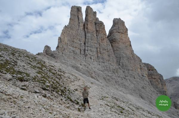 torres Vajolet towers
