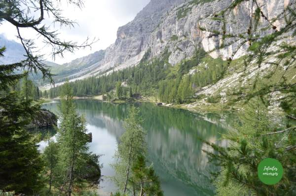 Lago di Federa - Que ver en los Dolomitas
