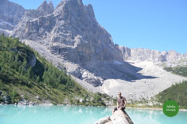 trekking Lago di Sorapis wikiloc