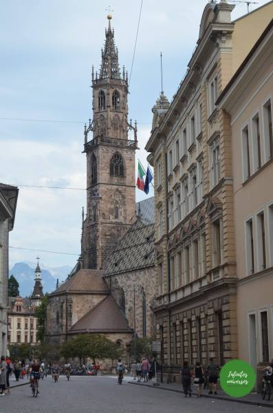 Bolzano - Que ver en los Dolomitas