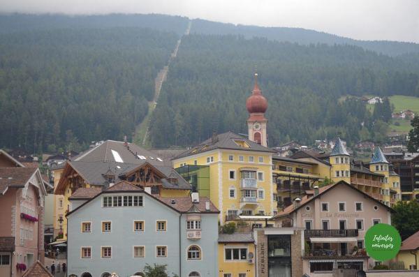 Ortisei - Ruta por los Dolomitas en 10 días