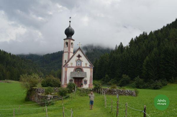 Val di Funes - Ruta por los Dolomitas en 10 días