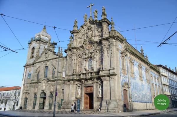 iglesia do carmo iglesia del carmen