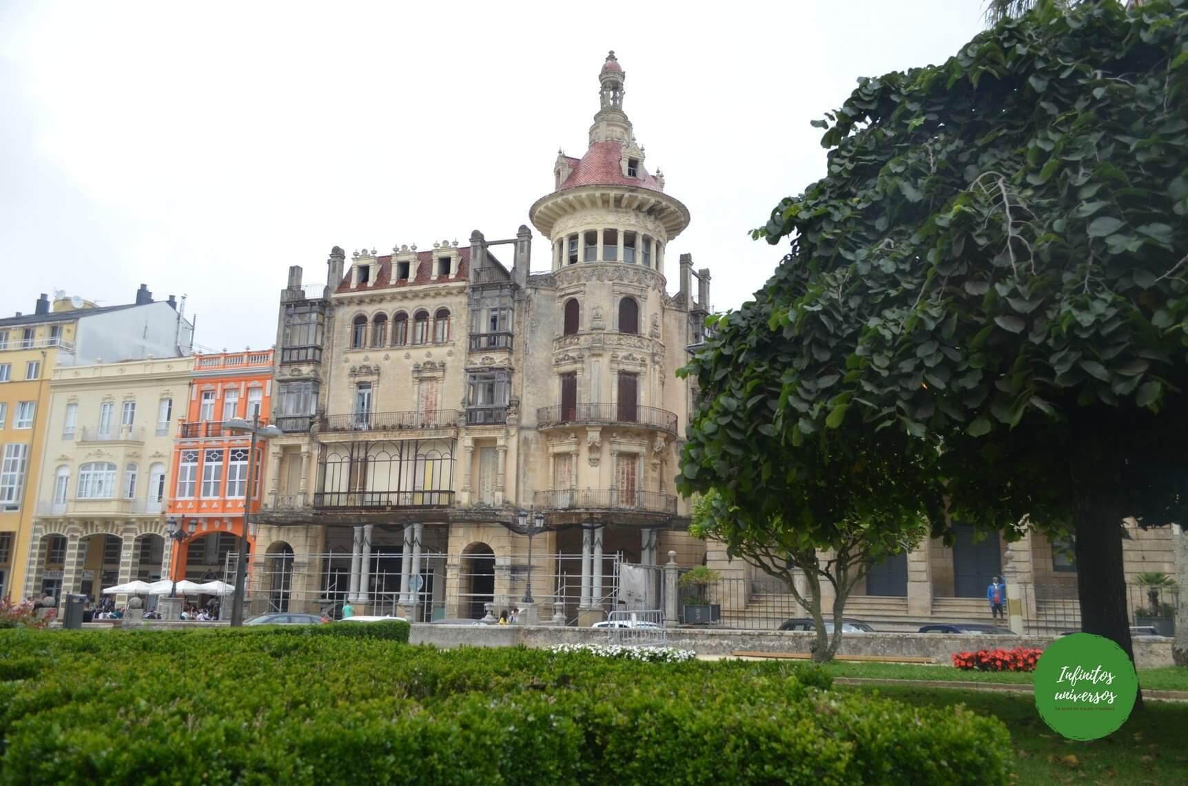 Ruta por Galicia en una semana Que ver en Ribadeo