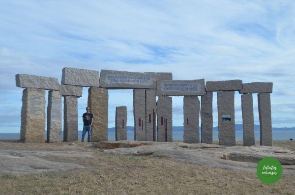 parque escultorico torre de hercules a coruña