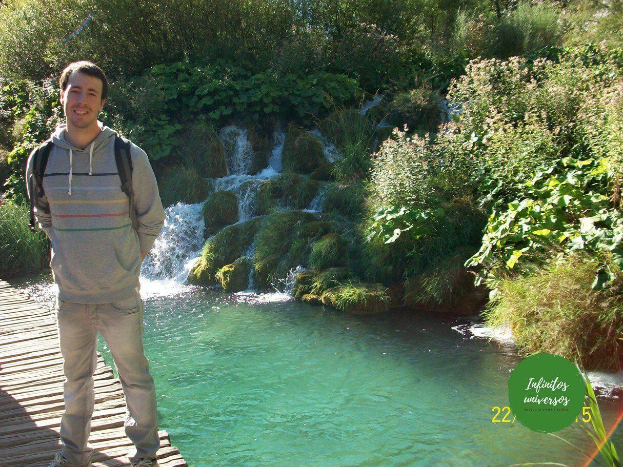 Lagos de Plitvice (Croacia) - Europa en verano