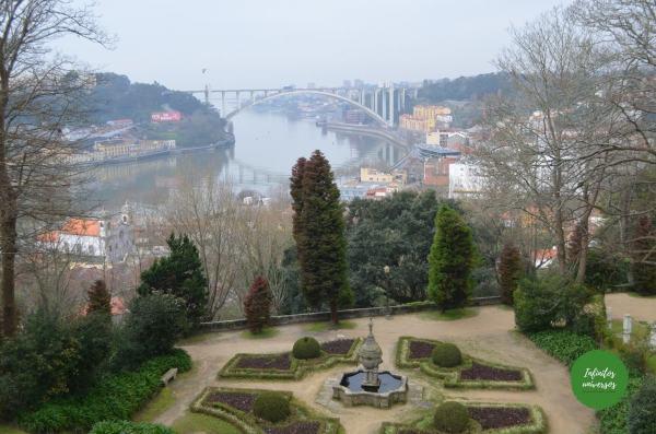 Jardines Palacio de Cristal - Que hacer en Oporto
