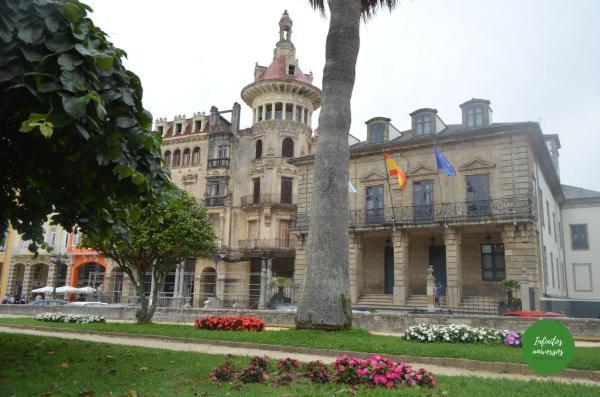 Pazo de Ibañez - Que ver en Ribadeo