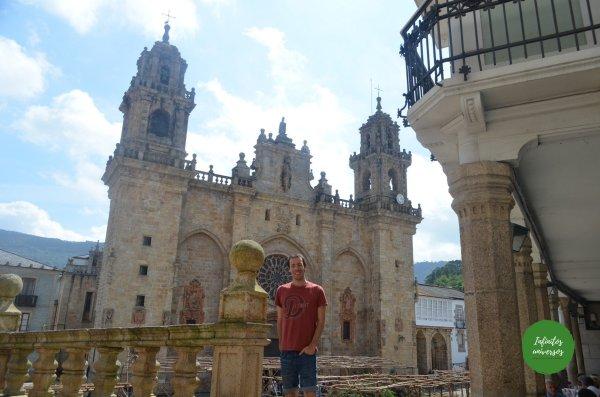 Catedral de Mondoñedo - Que ver en la provincia de Lugo