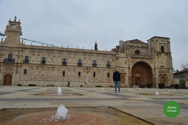 Antiguo Convento de San Marcos - Que ver en León