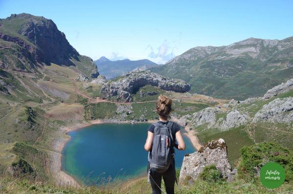 Parque Natural de Somiedo - Ruta de los Lagos de Saliencia Asturias