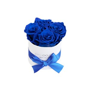 Produktbild Infinity Small Royal Blue weiße Box