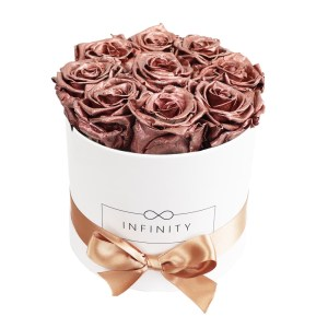 Produktbild Infinity Medium Royal Rose Gold weiß