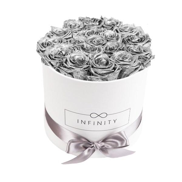 Produktbild Infinity Large Royal Silver weiß