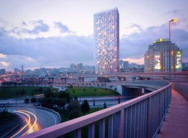 شقق فندقية في اسطنبول للاستثمار في مجمع روتانا