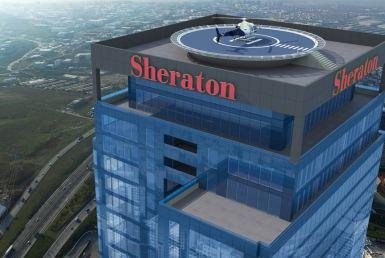 شقق فندقية في اسطنبول ضمن سلسلة Sheraton