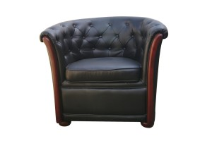 Chester Single Seater Leather Sofa   Infinity Furniture ...