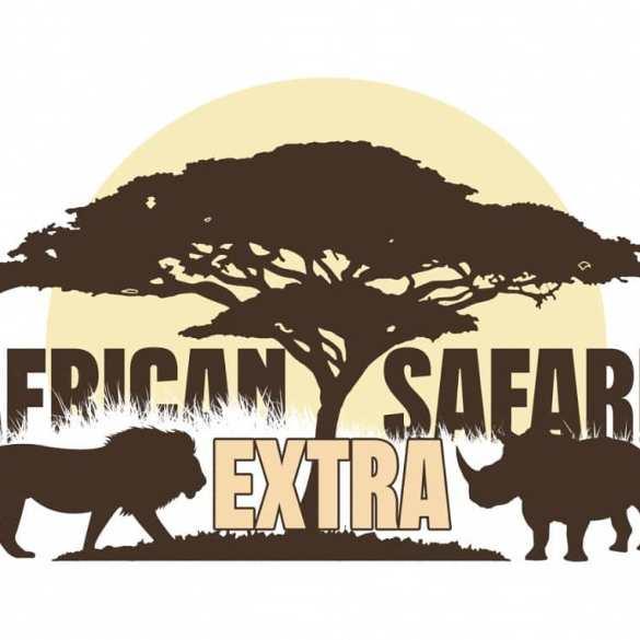 African Safari Extra Logo