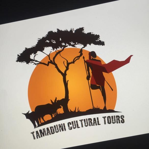 Maasai Cultural Logo