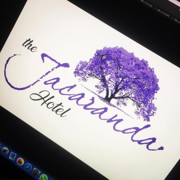 Jacaranda Hotel Logo