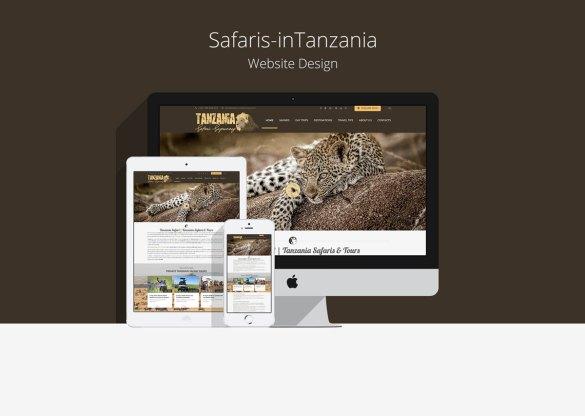 Safaris in Tanzania Safari Supremacy Website