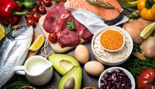 食事の栄養バランスは大事です。