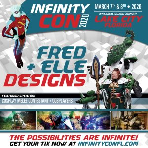 Fred & Elle Designs/Cosplayers
