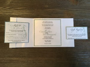 Wedding Invitation and Inserts Weddings, Invitations, Stationary