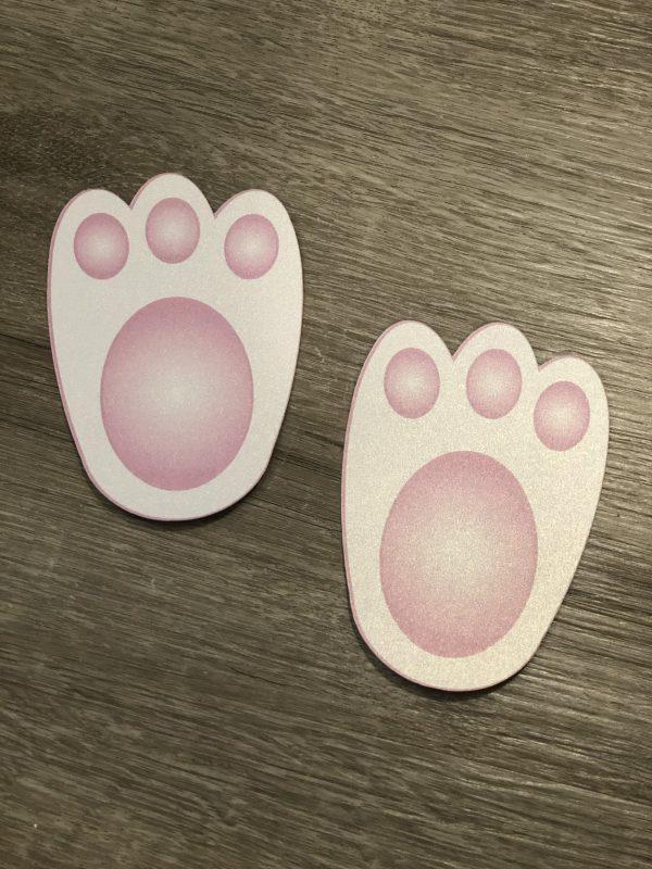 Big Bunny Feet