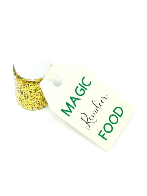 Magic Reindeer Food Gold
