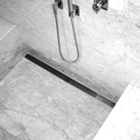 Installation - Linear Drain Guide  Infinity Drain