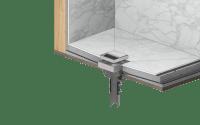 Shower Drain Installation | Infinity Drain