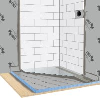 Complete Shower Drain Systems | Infinity Drain
