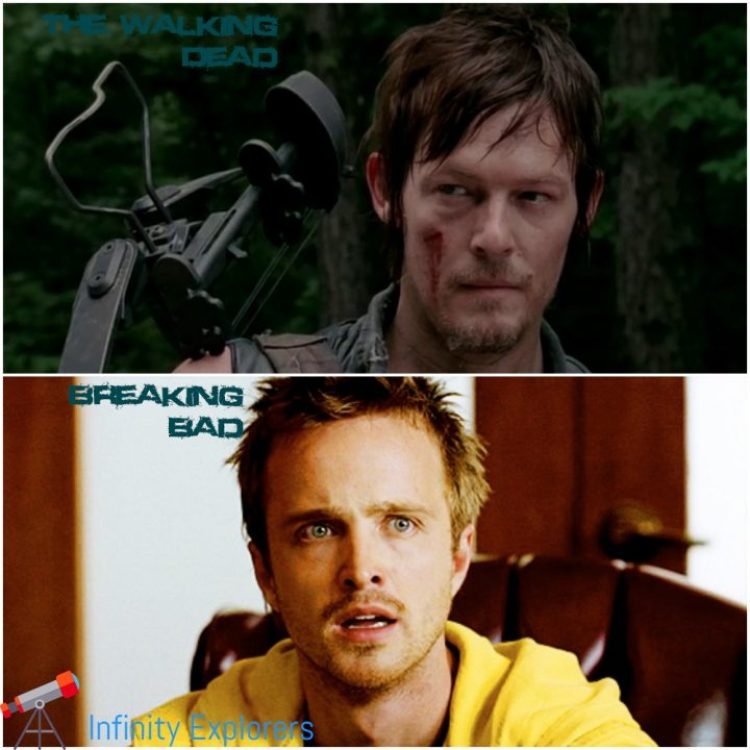 Is The Walking Dead A Sequel To Breaking Bad Youtube: Is Breaking Bad Prequel To The Walking Dead ?