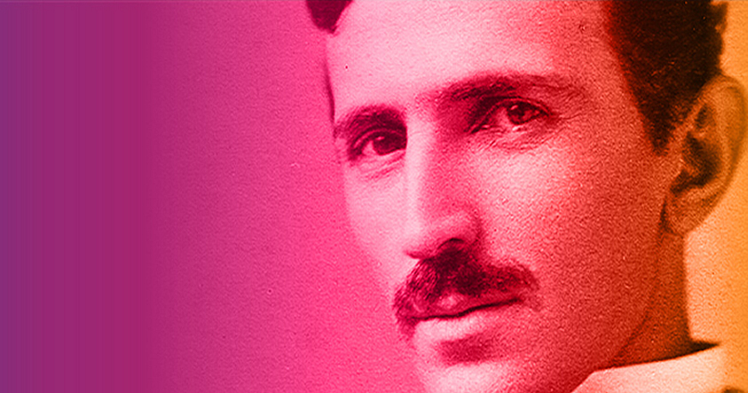 """""""Everything is Light"""" The Incredible interview with Nikola Tesla in 1899 - Infinity Explorers"""