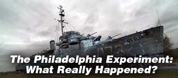 Philadelphia Experiment : An Invisible Boat that traveled in Time thanks to Einstein?