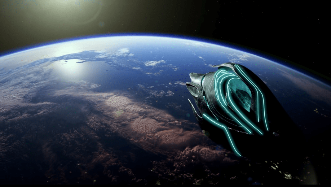 """Was the """"alien satellite"""" Black Knight shot down during a secret military mission? (video)"""