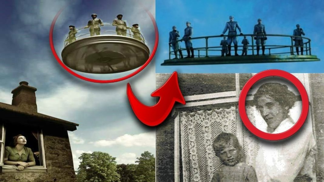 Travelers in time observing World War I? The strange case of Agnes Whiteland (proof of time travel)